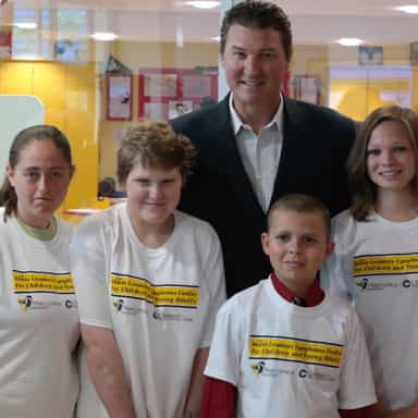 Mario Lemieux Patient Care